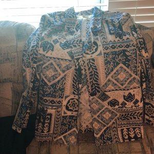80s women's blazer